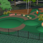 Natural Playground Concept