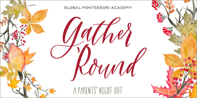 Gather 'Round - A Parents' Night Out